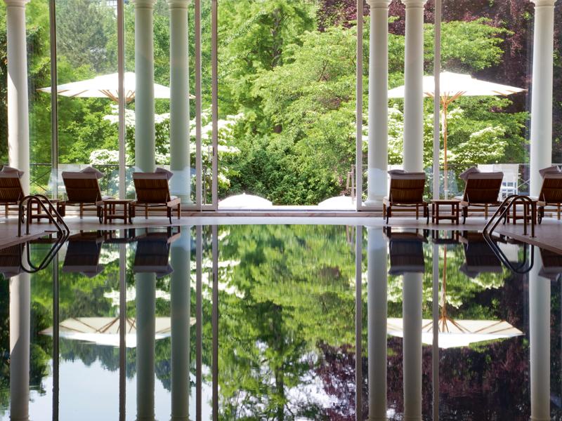 besten Reiseziele in Deutschland beste Hotels Brenners Park