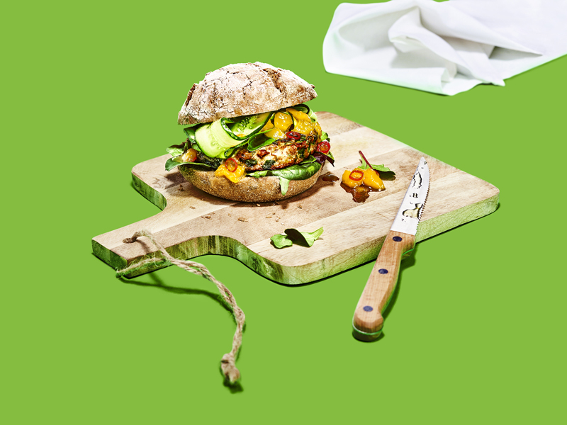 CheWOW Burger