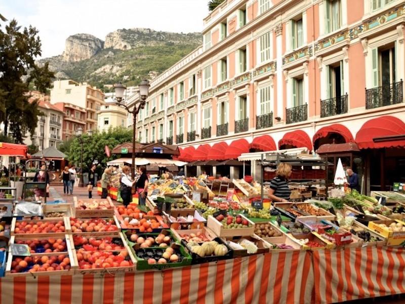 Monaco-Monte Carlo-La-Condamine-Market-
