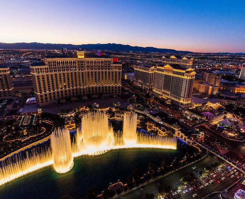 Las Vegas für Anfänger
