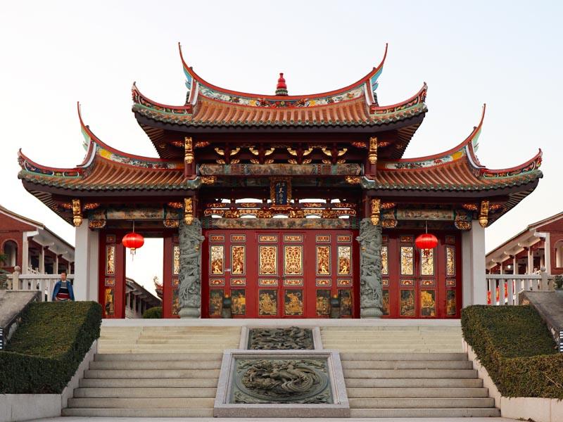Macau Guide Tempel