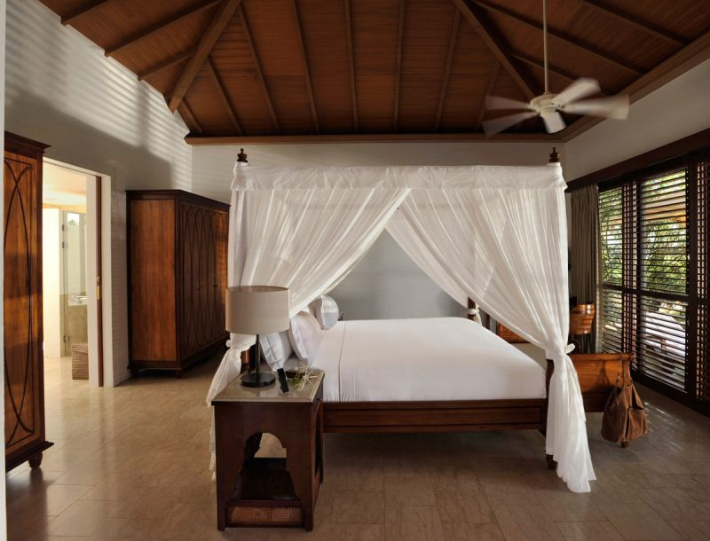 The Residence Zanzibar: geräumige Villen