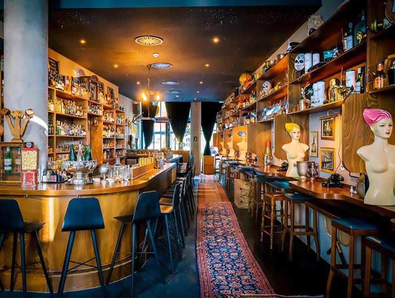 Besten Bars in Frankfurt