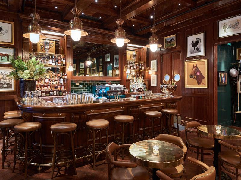 besten restaurants in London Cafe Ralph Lauren
