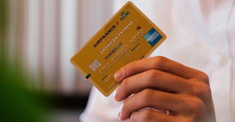 Reisekreditkarte