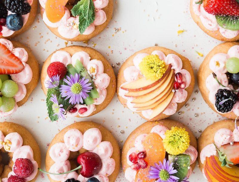 gesunde Süßigkeiten