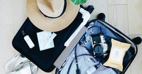 Kosmetik im Handgepäck