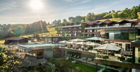 Wellness Resort Das Bergkristall